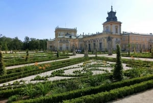 From Krakow: Private Tour to Warsaw with Guide and Transport