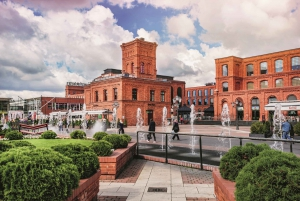 From Lodz Private Full-Day Tour