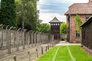 From One-Day Auschwitz Concentration Camp Tour