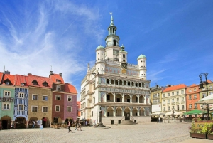 From Poznan Small Group Full Day Trip with Lunch