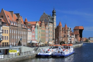 From Tour to Malbork Castle and Gdansk or Sopot