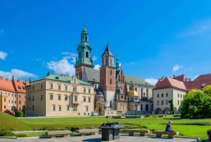 From Warsaw: 3 or 6-Hour Krakow Tour by Private Car