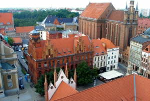 From Warsaw: Full-Day Private Visit to Torun