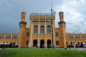 From Warsaw: Full-Day Private Wroclaw Tour