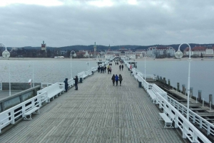 From Warsaw: Gdansk, Gdynia, and Sopot Full Day Tour