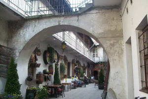 From Warsaw: Krakow Guided Private Tour with Transport