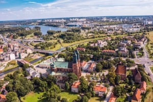 From Warsaw: Poznan Small Group Full Day Trip with Lunch