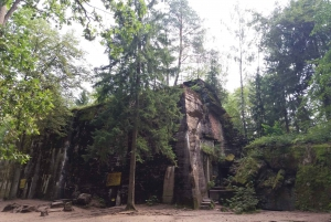 From Warsaw: Private tour of the Wolf's Lair, Hitler's HQ