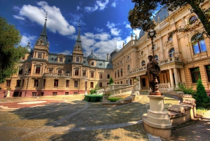 From Warsaw: Small-Group Tour to Lodz with Lunch
