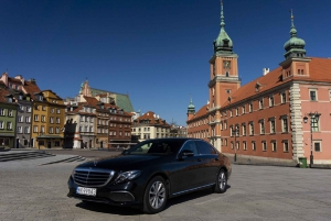 Full-Day Private City Tour by Luxury Car