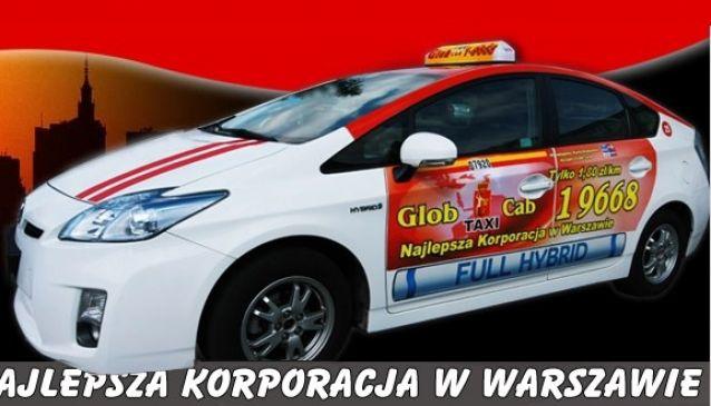 Glob Cab Taxi