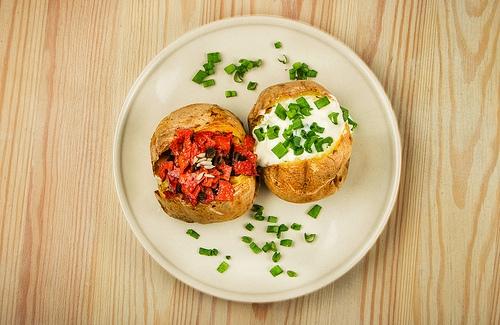 Groole - Baked Potatoes