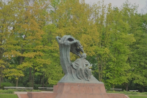 Guided Frederic Chopin Tour with Concert