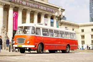 Highlights Guided Retro Bus Tour