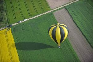 Hot Air Balloon Flight and Tykocin or Narew NP Visit