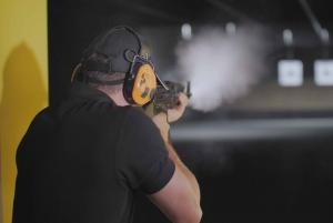 Indoor Shooting Range Experience