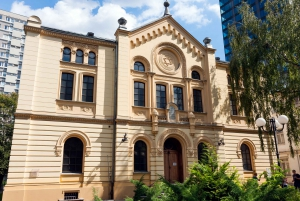 Jewish Warsaw Private Tour