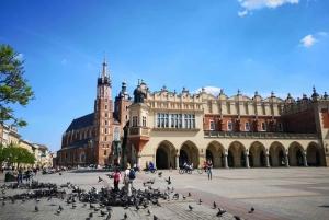 Krakow & Wieliczka Salt Mine Tour