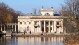 Lazienki Park - The Royal Bath