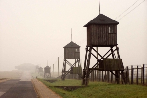 Majdanek Concentration Camp 1-day Guided Tour from Warsaw