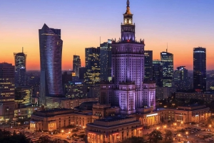 Palace of Culture and Science and POLIN Museum Tours