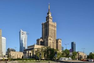 Palace of Culture & Warsaw City Center Private Tour