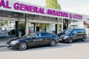 Private Transfer from Warsaw Chopin Airport