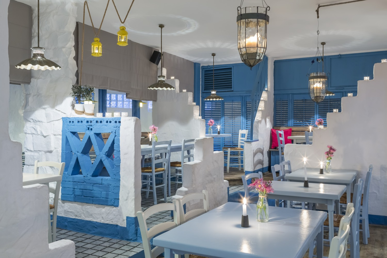 Santorini Greek Tavern