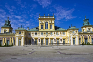 Skip the Line Wilanów Palace and Gardens Guided Tour