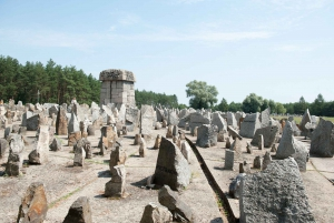 Small-Group Tour to Treblinka Extermination Camp