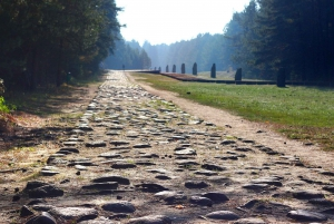 Treblinka: Concentration Camp Tour from Warsaw