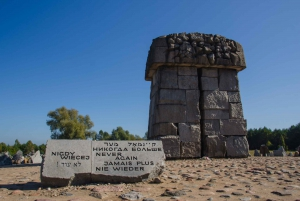 Treblinka Concentration Camp Tour with Hotel Pickup