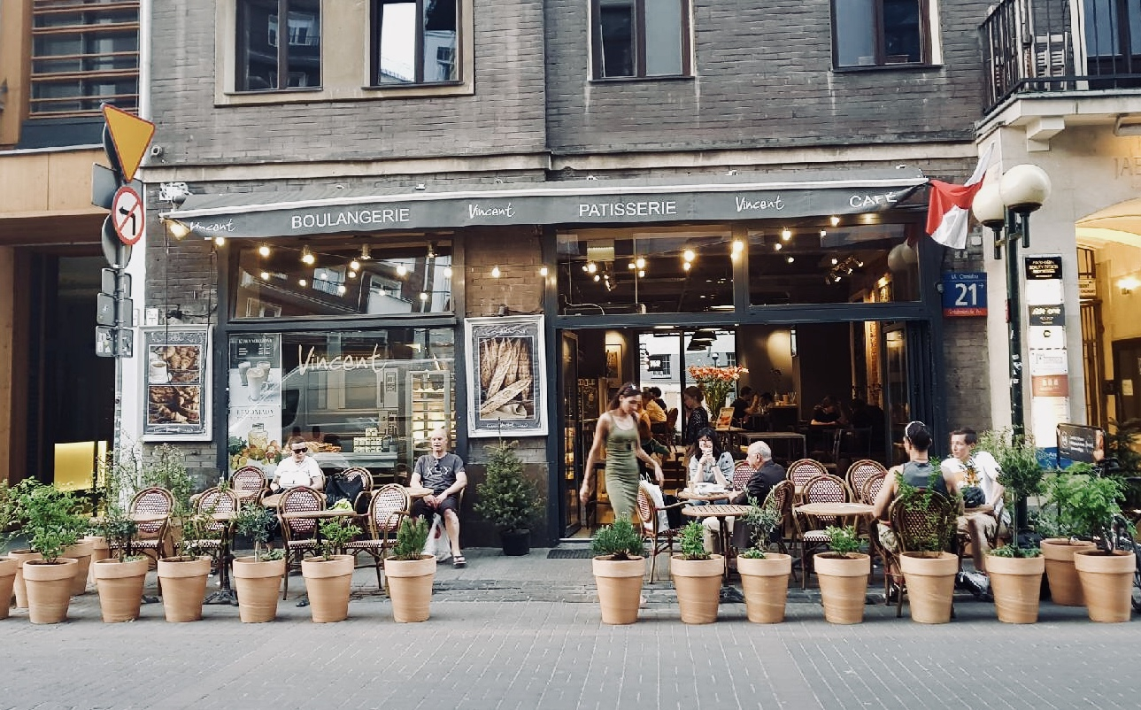 Best Breakfast Restaurants in Warsaw