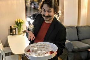 Vodka Tasting Warsaw