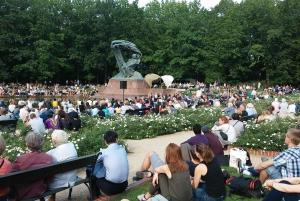Warsaw: 2-Hour Chopin's Life Walking Tour