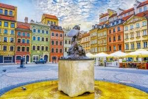 Warsaw: 2-Hour Old Town Walking Tour