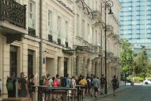 Warsaw: 3-Hour Car Tour of Jewish Warsaw