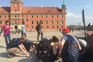 Warsaw: 3-Hour City Exploration Game with Prizes
