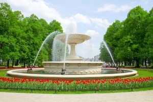 Warsaw 3-Hour Sightseeing Tour by Segway