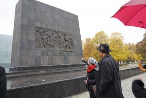 Warsaw: 4-Hour Jewish Heritage Tour