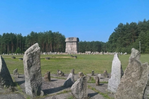 Warsaw: 5-Hour Guided Tour of Treblinka with Tickets