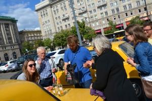 Warsaw Communism Private Tour in a Retro Fiat