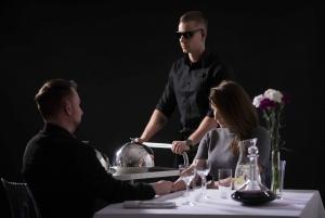 Warsaw: Dinner in the Dark Experience