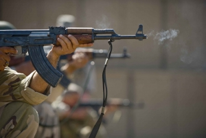 Warsaw: Extreme Shooting Range Experience with Transfers