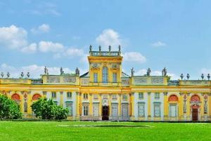 Warsaw: Full-Day Car and Walking Tour