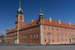 Warsaw: Full-Day Private City Tour by Luxury Car