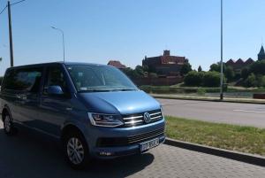 Warsaw/Gdansk: Deluxe Private Transfer Service