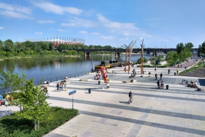 Warsaw: Guided Bike Tour