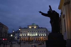 Warsaw: Guided Frederic Chopin Tour with Concert