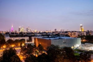 Warsaw: Guided Wilanow Palace and POLIN Tour